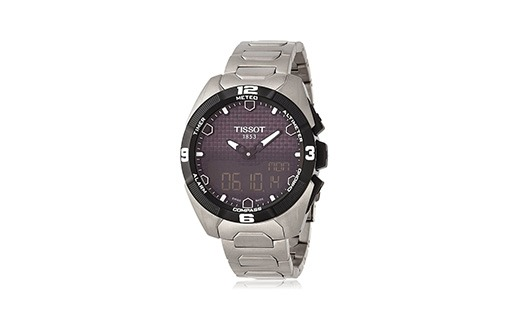 Tissot T-Touch Digital Watch