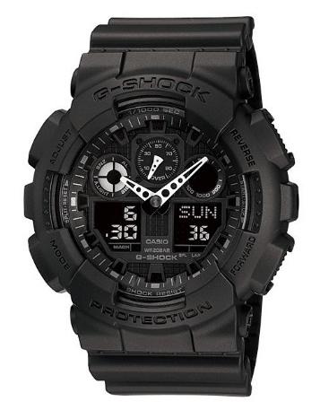 Casio G-Shock GA 100 Digital Watches for Men