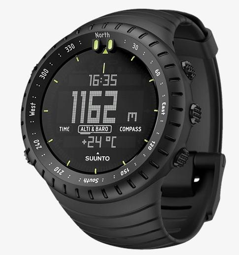 Suunto Core Altimeter Digital Watches for Men