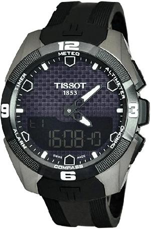 Tissot T-Touch Expert Solar Digital Watches for Men