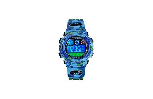 Tonnier Multi-Function Digital Watch
