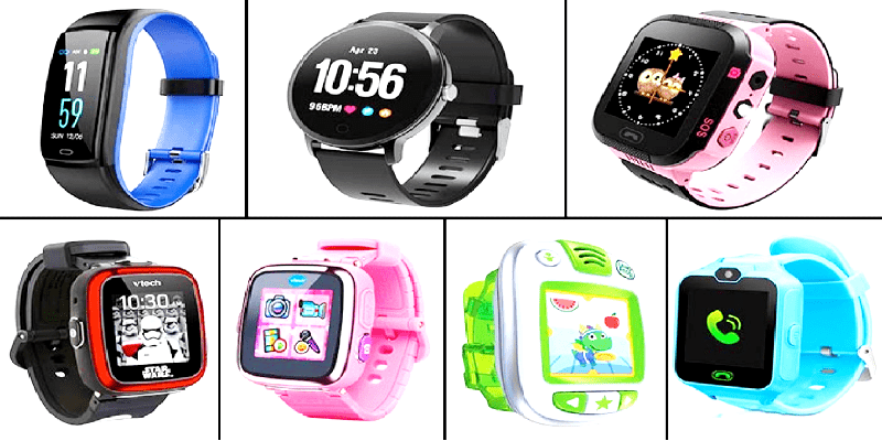 Top 15 Smart Watch For Kids With GPS Tracking