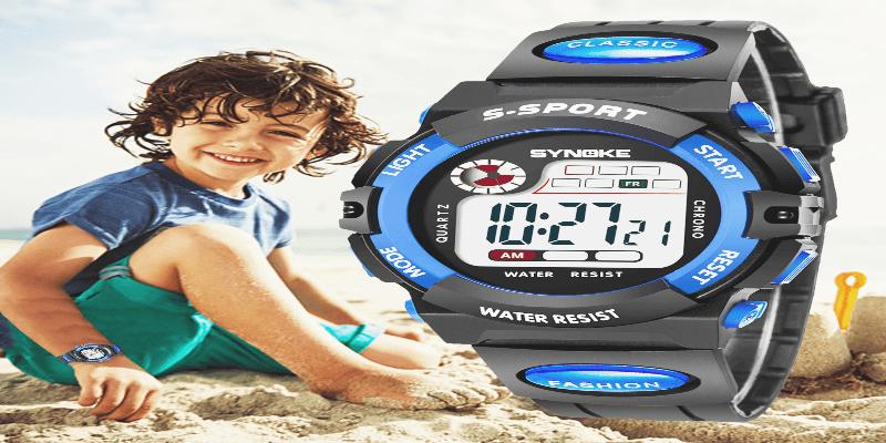 Top 9 Best Digital Watches for Kids Boy Amazon in 2021