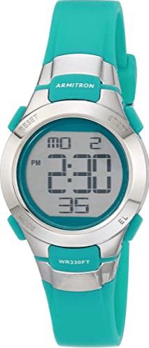 Armitron Sport 45/7012 Chronograph Digital Watches for Women