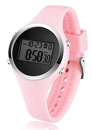 Brojet Waterproof Outdoor Running Digital Watches for Women