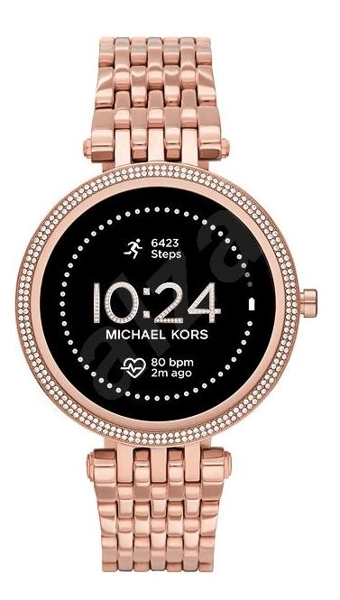 Michael Kors Gen 5E (43 mm, Rose Gold) Digital Watches for Women