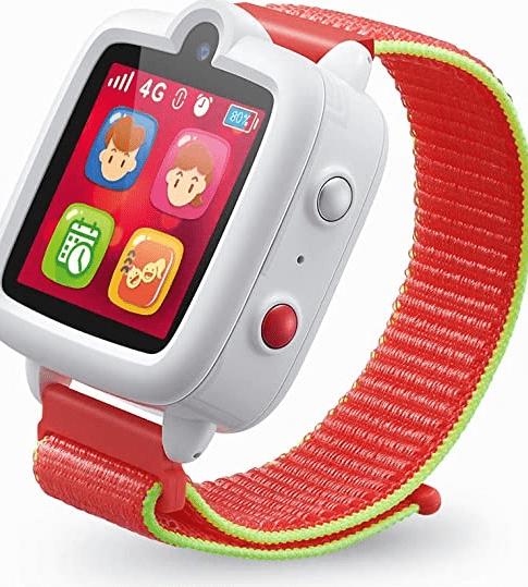 Ticktalk 3 Unlocked 4G LTE Universal Watches