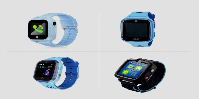 Top Watches for Kids with GPS For Tracking Their Movement