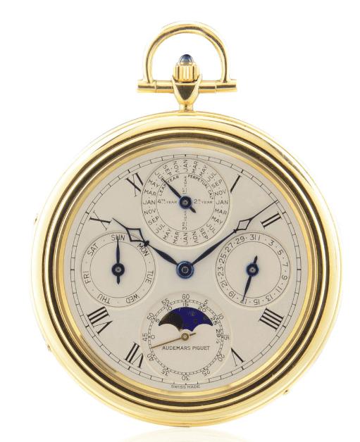 Audemars Piguet Pocket Watch