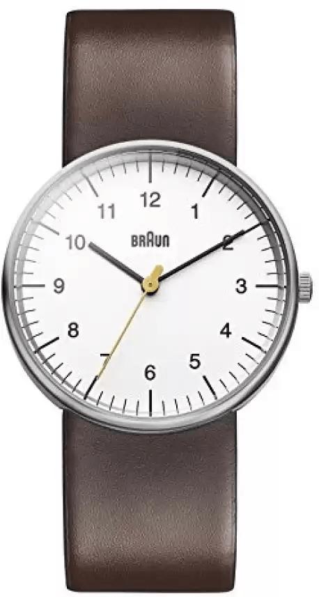 Braun Men Watch