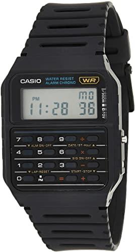 Casio Vintage Calculator Watch