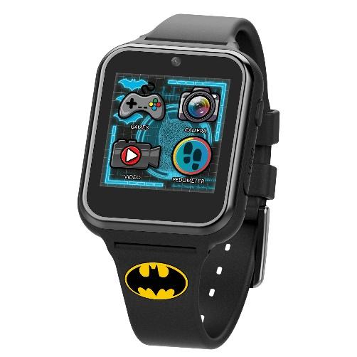DC Comics Touch-Screen boy Watch