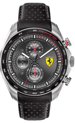 Ferrari Men's Stainless Steel Watch