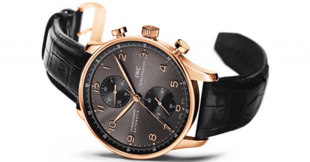 IWC Schaffhausen Luxury Watch