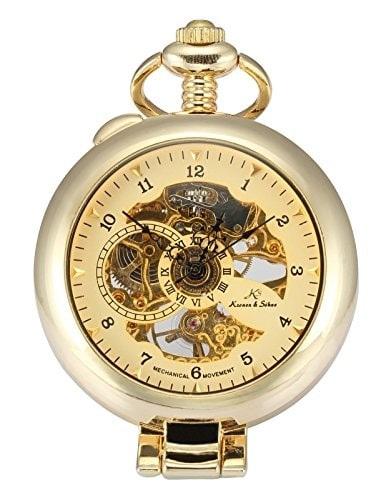Kronen & Söhne Pocket Watch