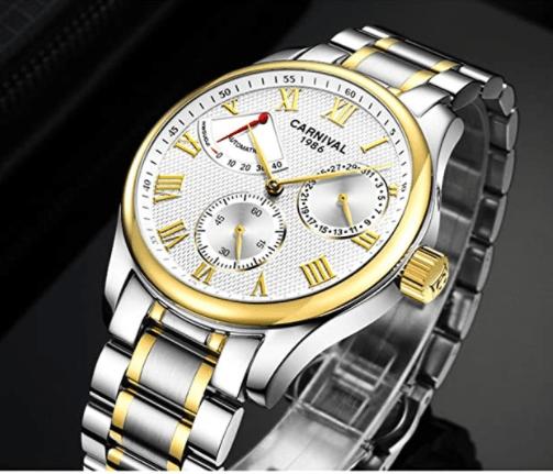 Mastop Men's Automatic Watche