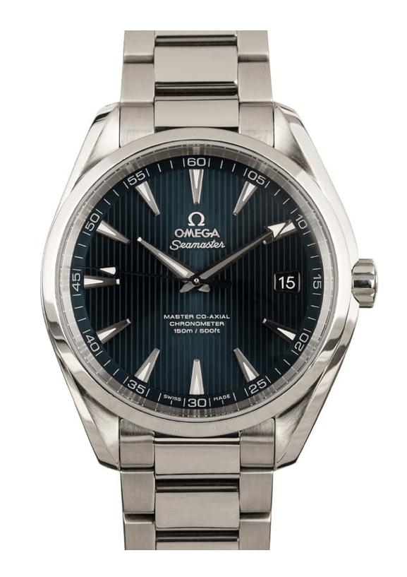 OMEGA Seamaster Aqua Watch
