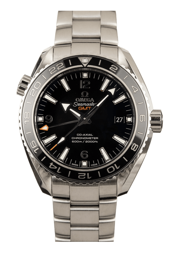 Omega Seamaster Planet Watch
