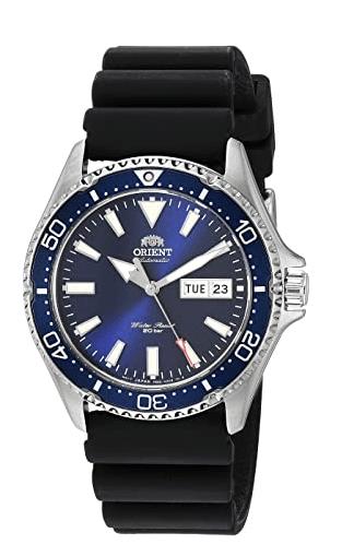 Orient Men's Kamasu Automatic Diving Watch