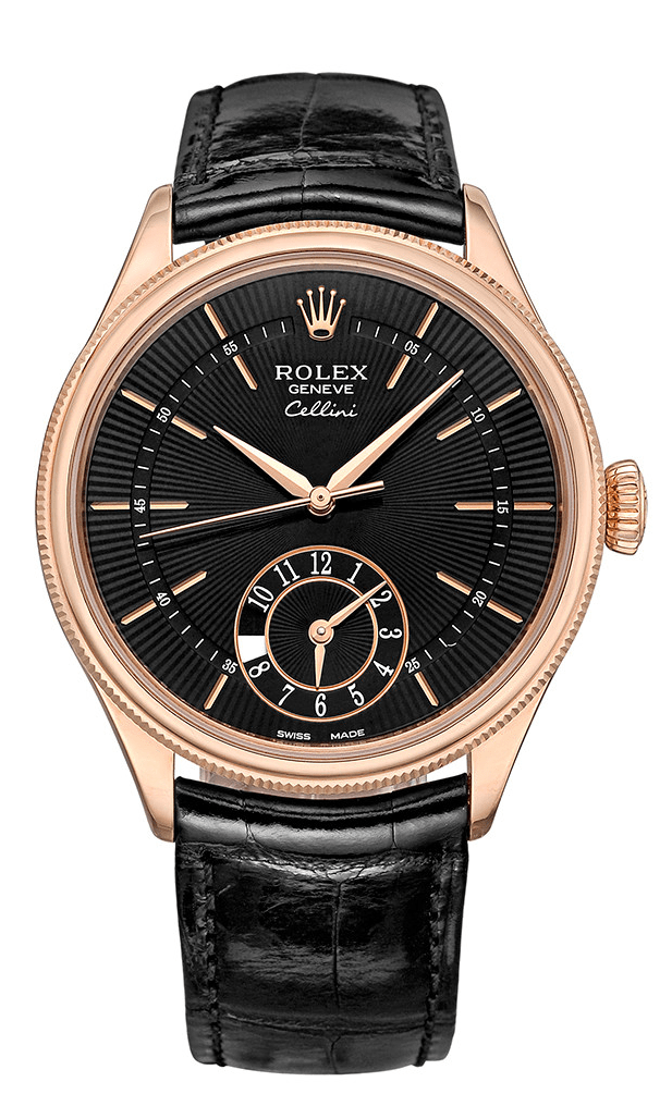 Rolex Cellini Multiple Time Zone Watch