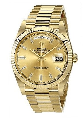 Rolex Day-Date Automatic Watch