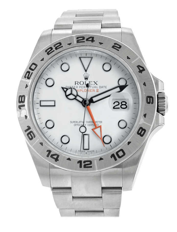 Automatic Stainless Steel Watch