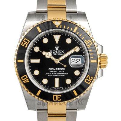 Rolex Submariner Stainless Steel Automatic Watch
