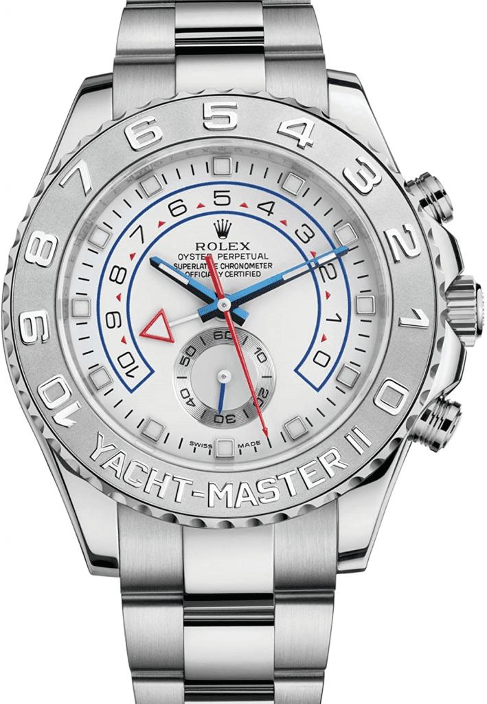 Rolex Yacht-Master II Gold Watch