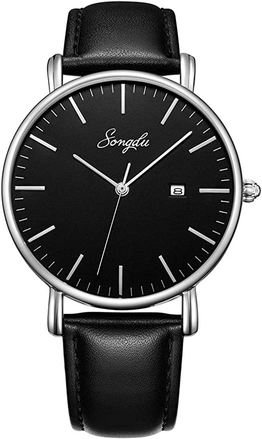 SONGDU Slim Watch