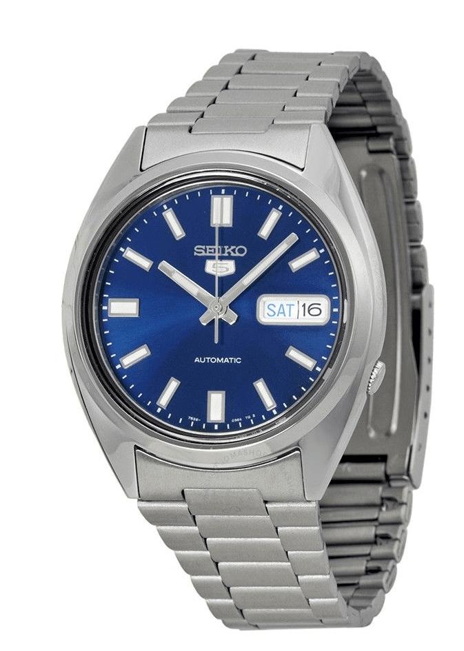 Seiko 5 Blue Watch