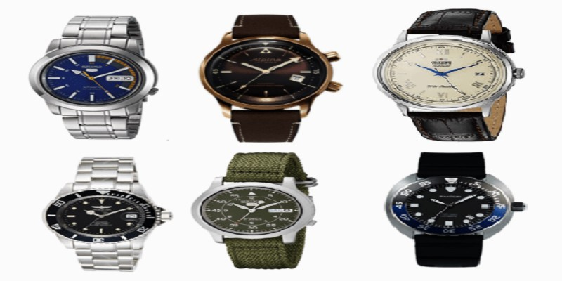 The Best 20 Automatic Watches for Men for a smart look
