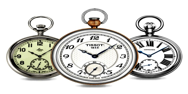 The Best 20 Pocket Watches For Men For A Smart look