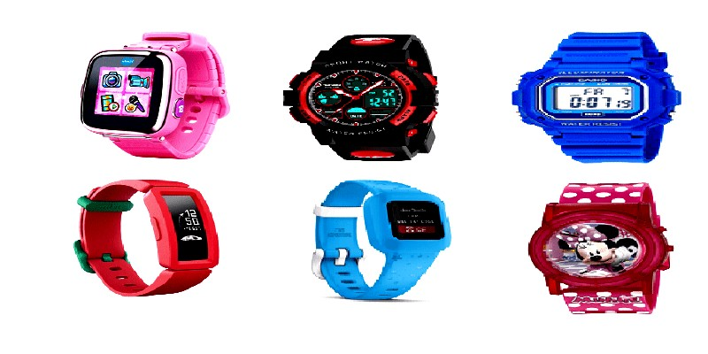 The Best Baby Boy Watches Available Online