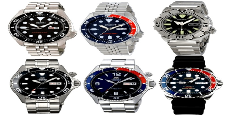 Top 20 Dive Watches That Make You Smarter At Office