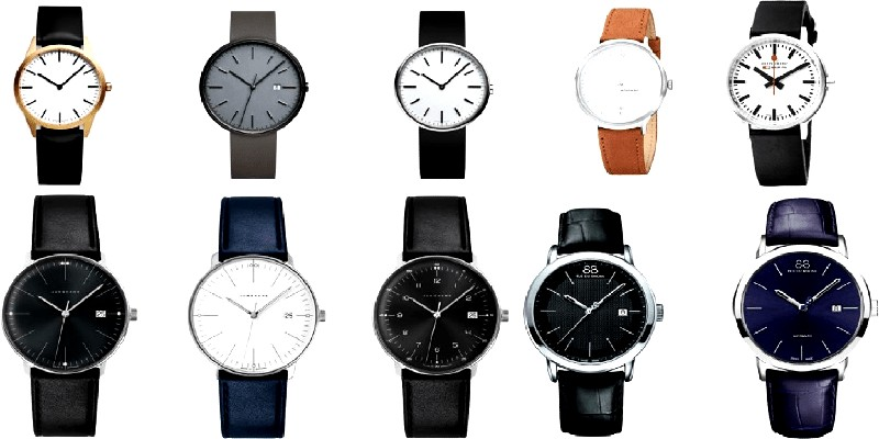 Top 30 Minimalist Watches That You Can Buy At Under $200