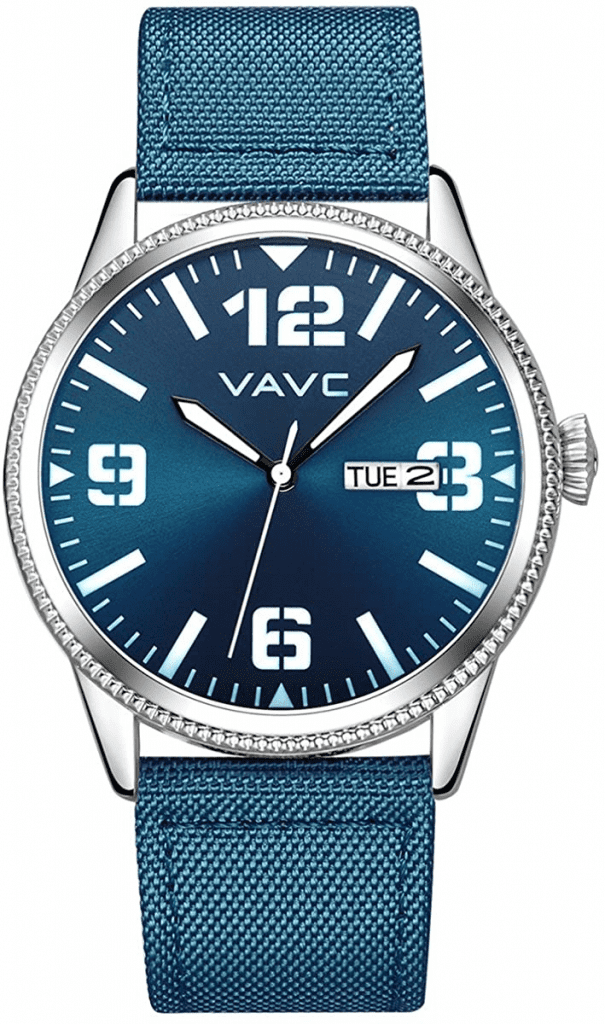 VAVC Simple Watch