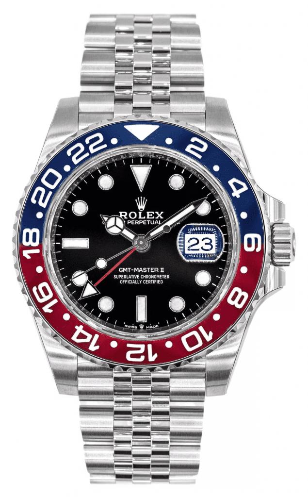 Rolex GMT-Master watch