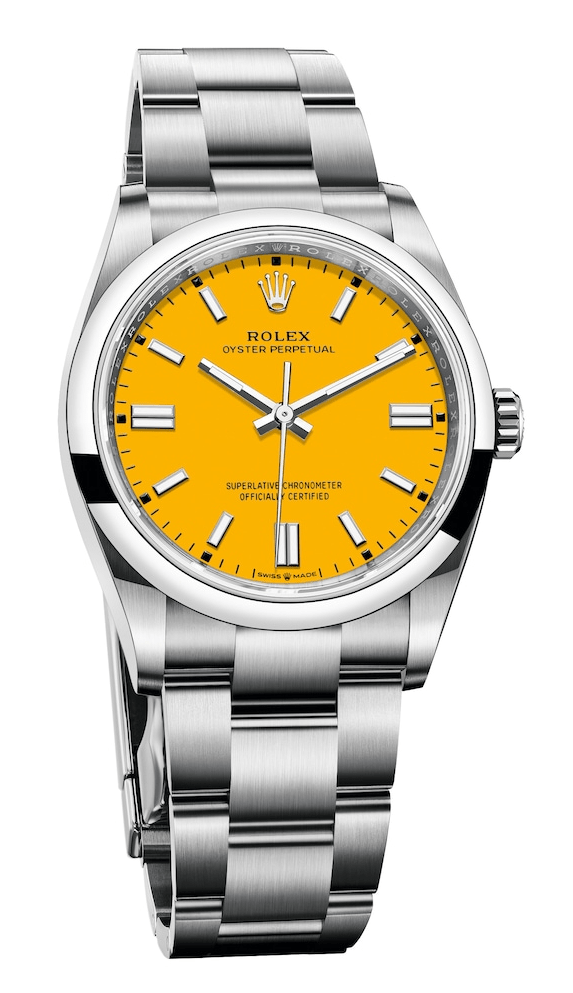 Rolex Oyster watch