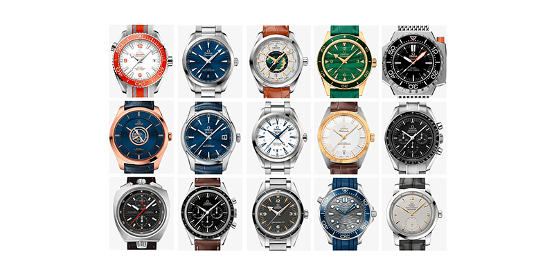 The Best 25 Omega Watches for Men- Summary, Features & Reviews