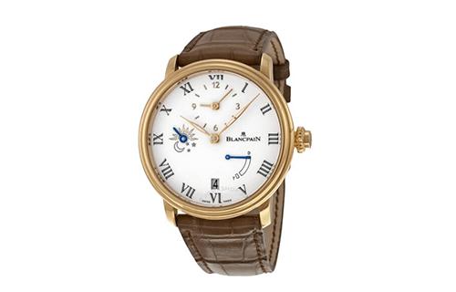 BLANCPAIN Villeret Half Timezone Watches
