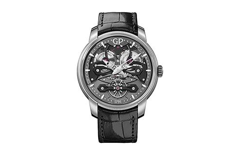 Girard Perregaux Titanium Mens Watch