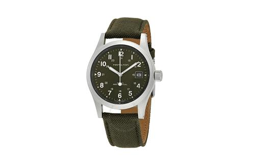Hamilton Khaki Green Watches