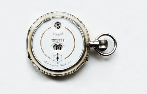 IWC Pallweber Pocket Watches