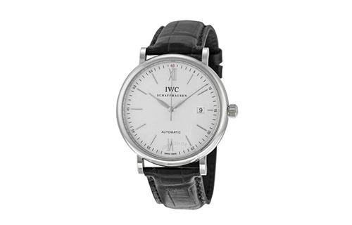 IWC Portofino Automatic Silver Dial Watch