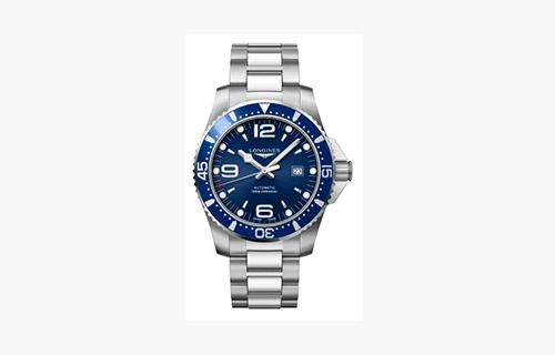 Longines HydroConquest Steel Watches