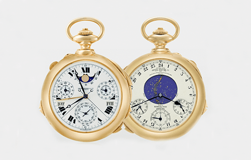Patek Philippe Henry Graves Watches