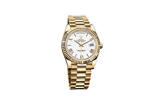 Rolex Day-Date 40 Watches