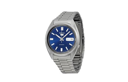 Seiko 5 Blue Dial Watches