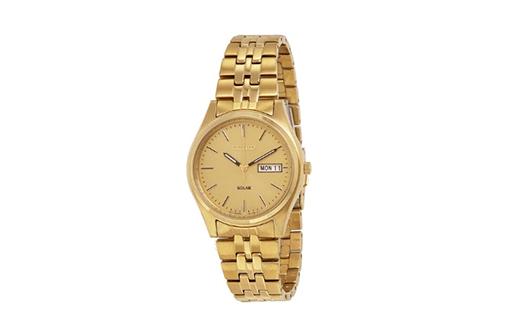 Seiko SNE036 Solar Watch Watches