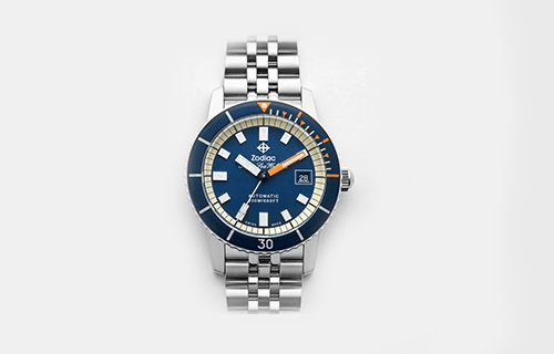 Zodiac Super Watches